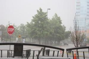 Denver rain