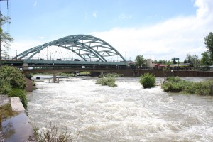 The Platte River Denver
