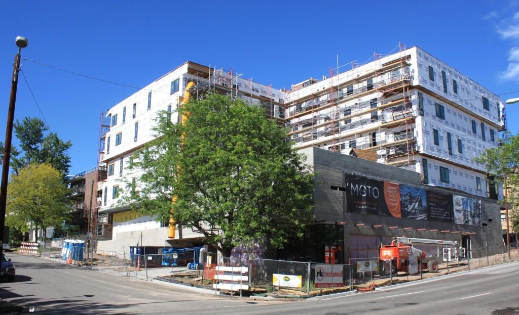 MOTO Apartments Denver
