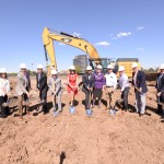 One Belleview Station breaks ground