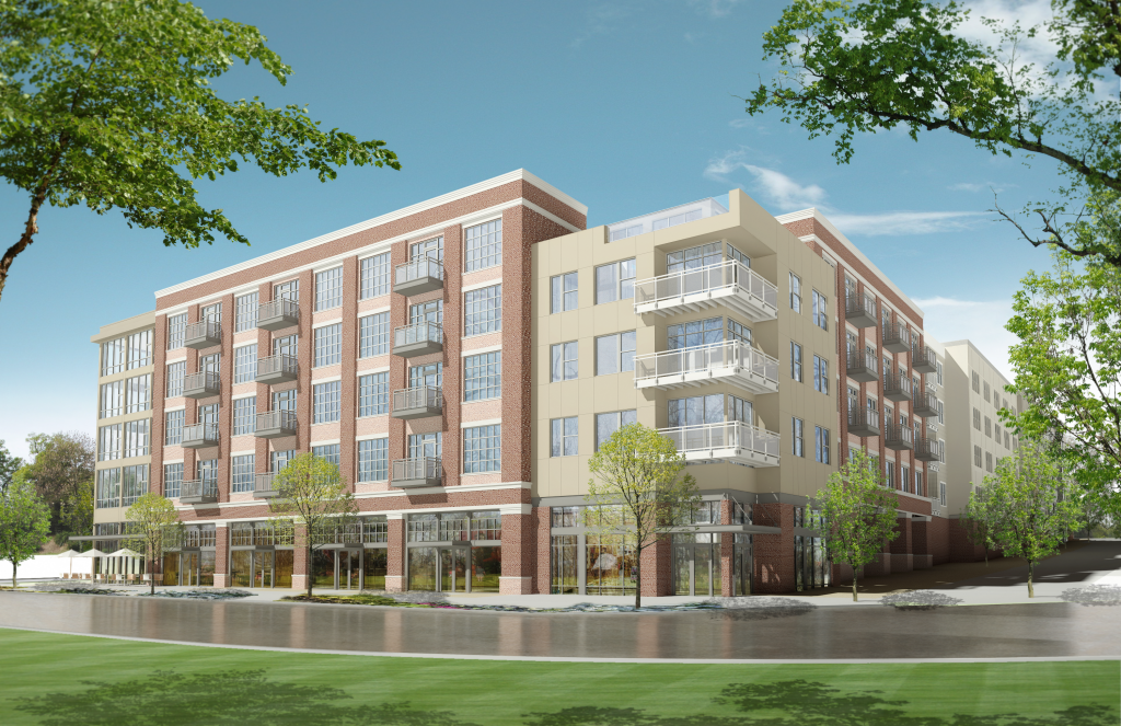 Rendering of 18th and Central courtesy Southern Land Company.