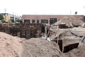 RiNo construction