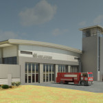 DIA breaks ground on fire station