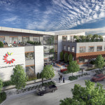 Renderings for new Colorado Health Foundation building