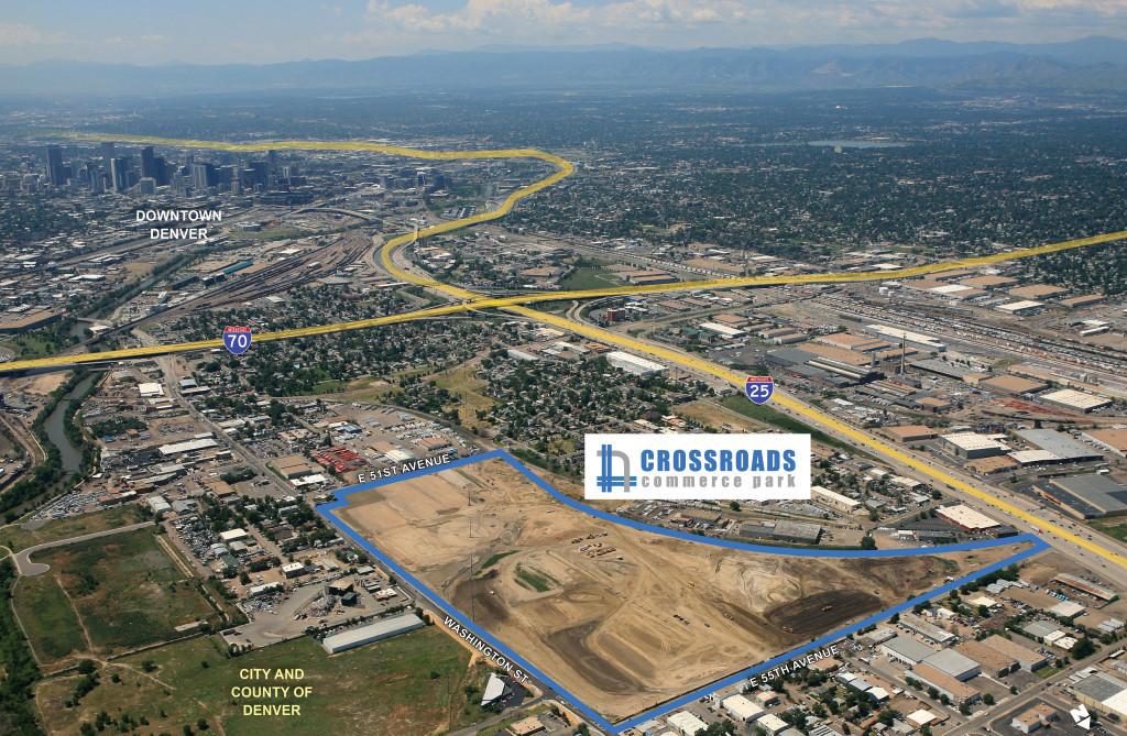 Crossroads Commerce Park