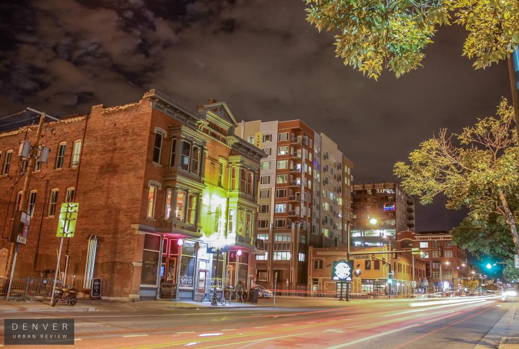 20th Street Denver