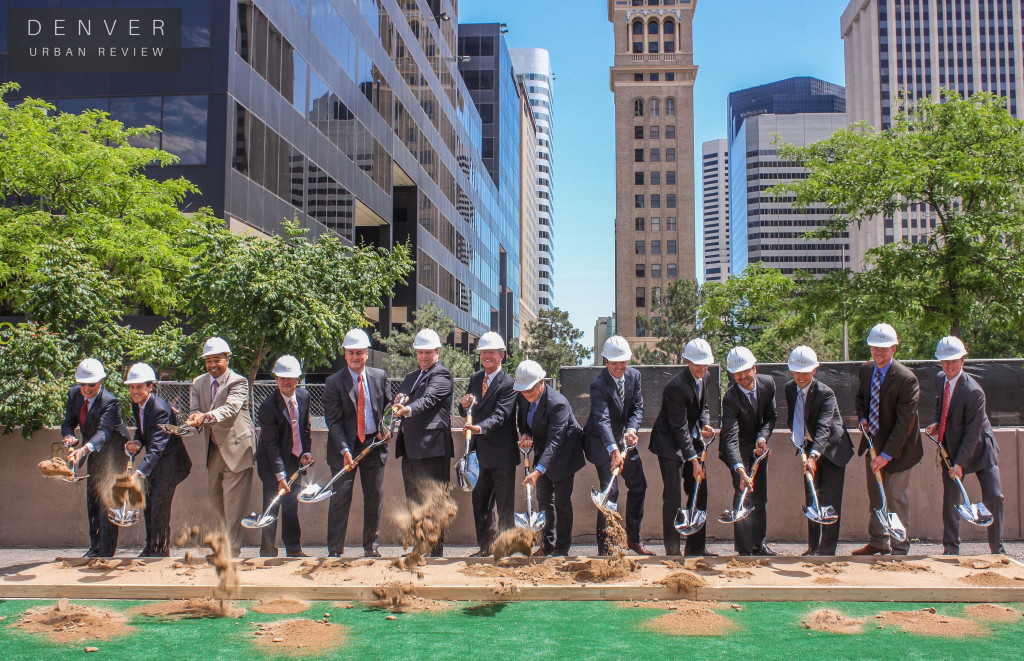 Ground Breaking Denver