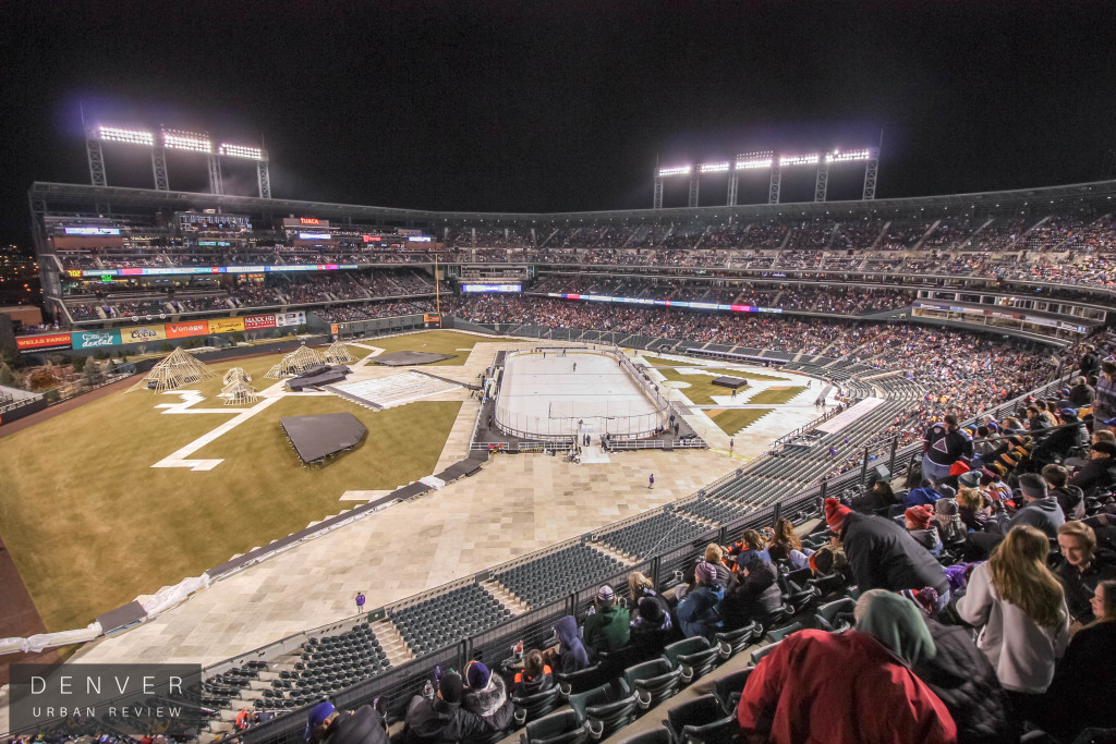 Coors Field Hockey