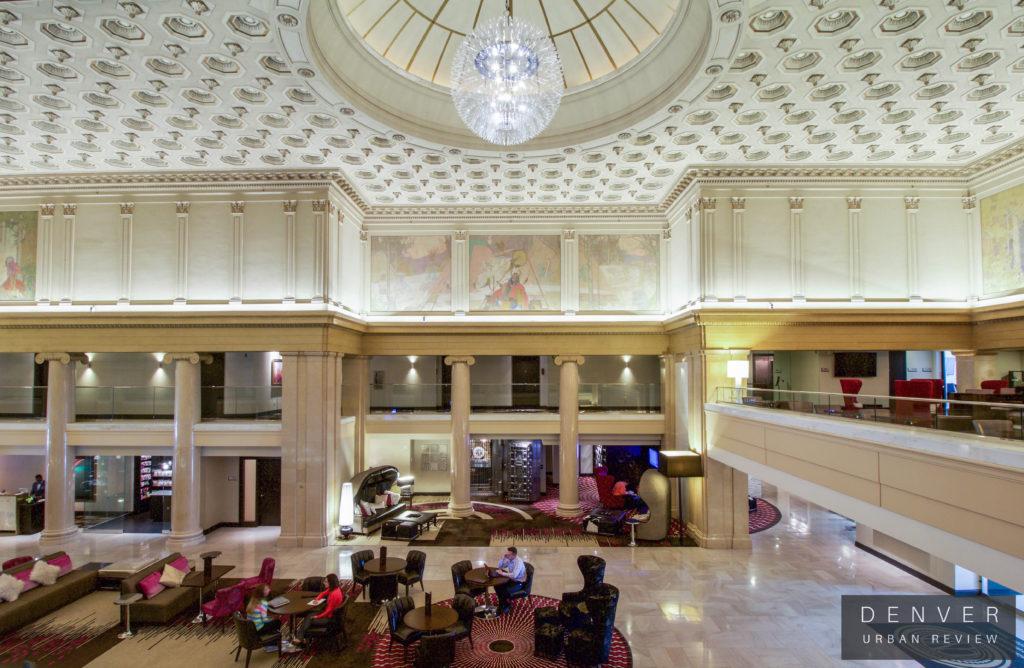 Renaissance hotel denver