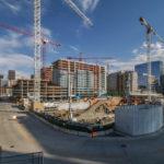 Zeppelin begins construction on RINO office building