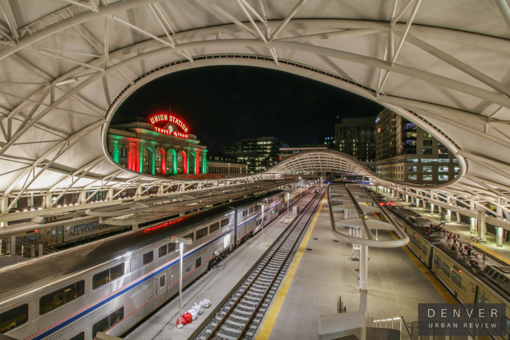 Denver Union Station Holidays