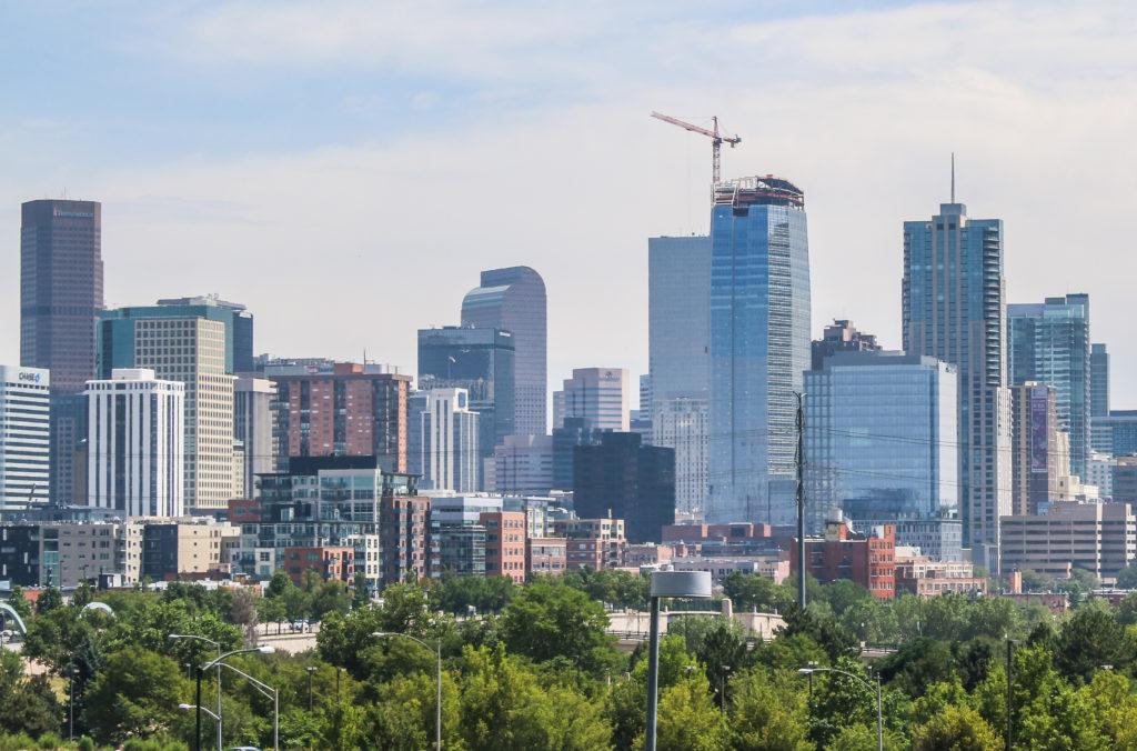 Denver skyline 1144