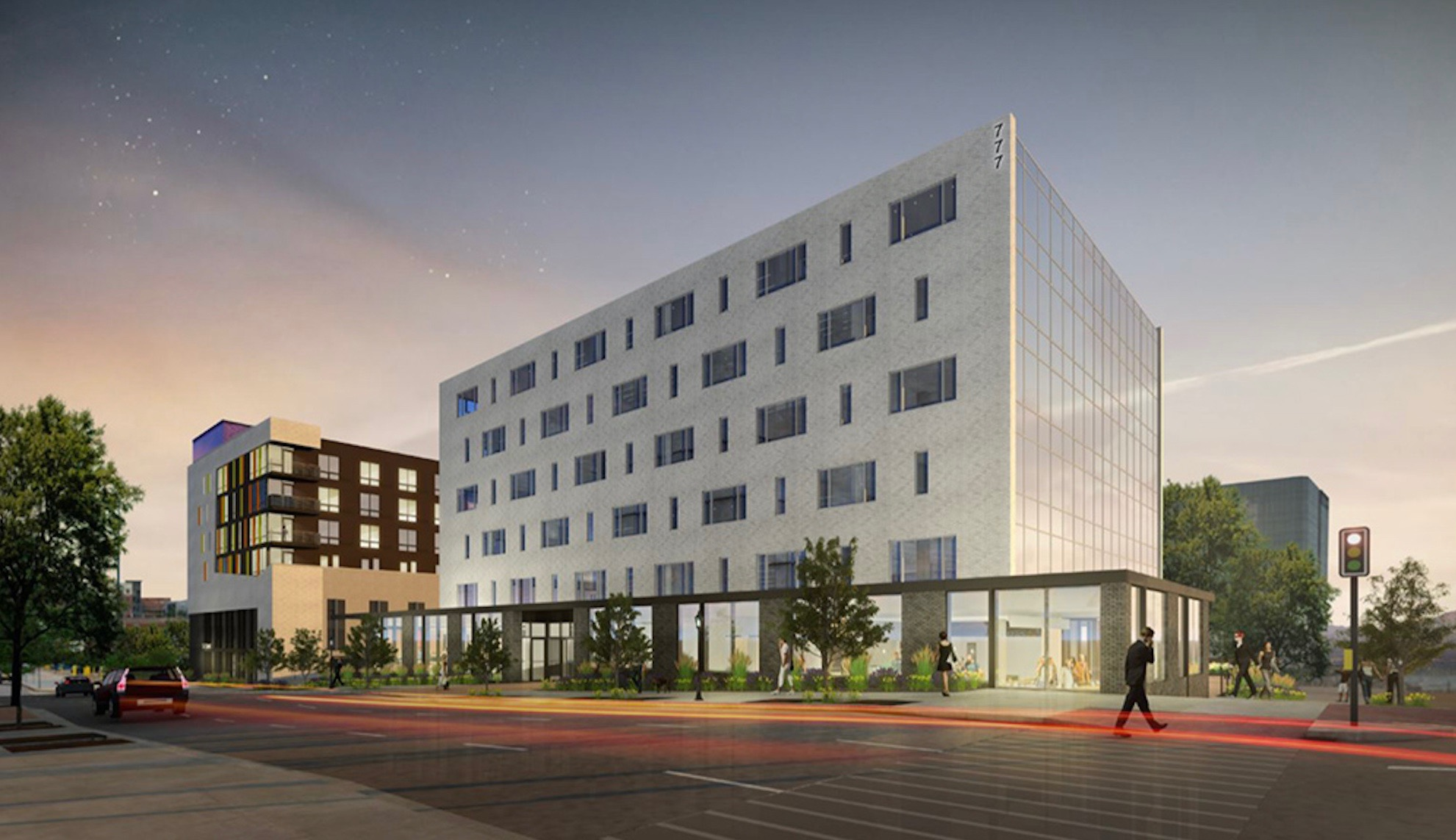 Capitol Hill Projects Announced
