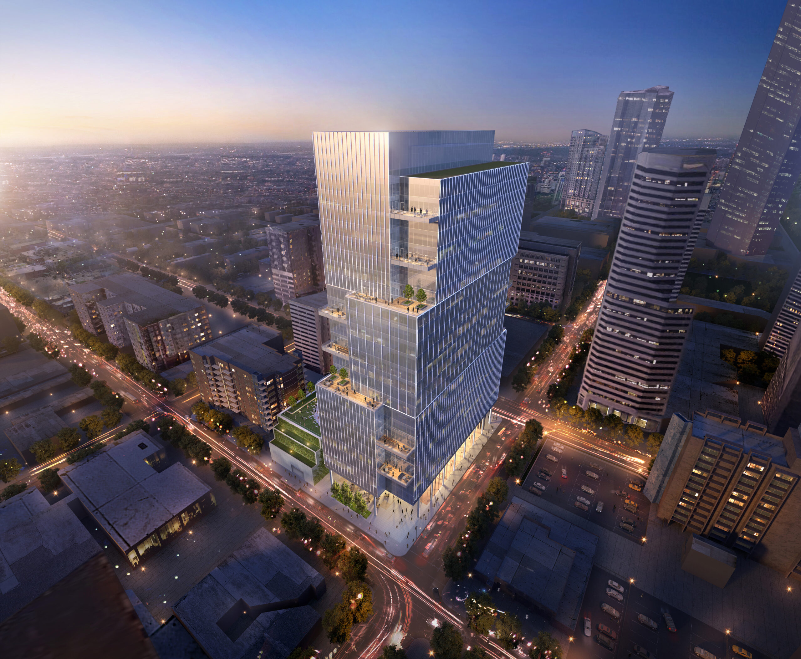 30-story tower planned for Denver