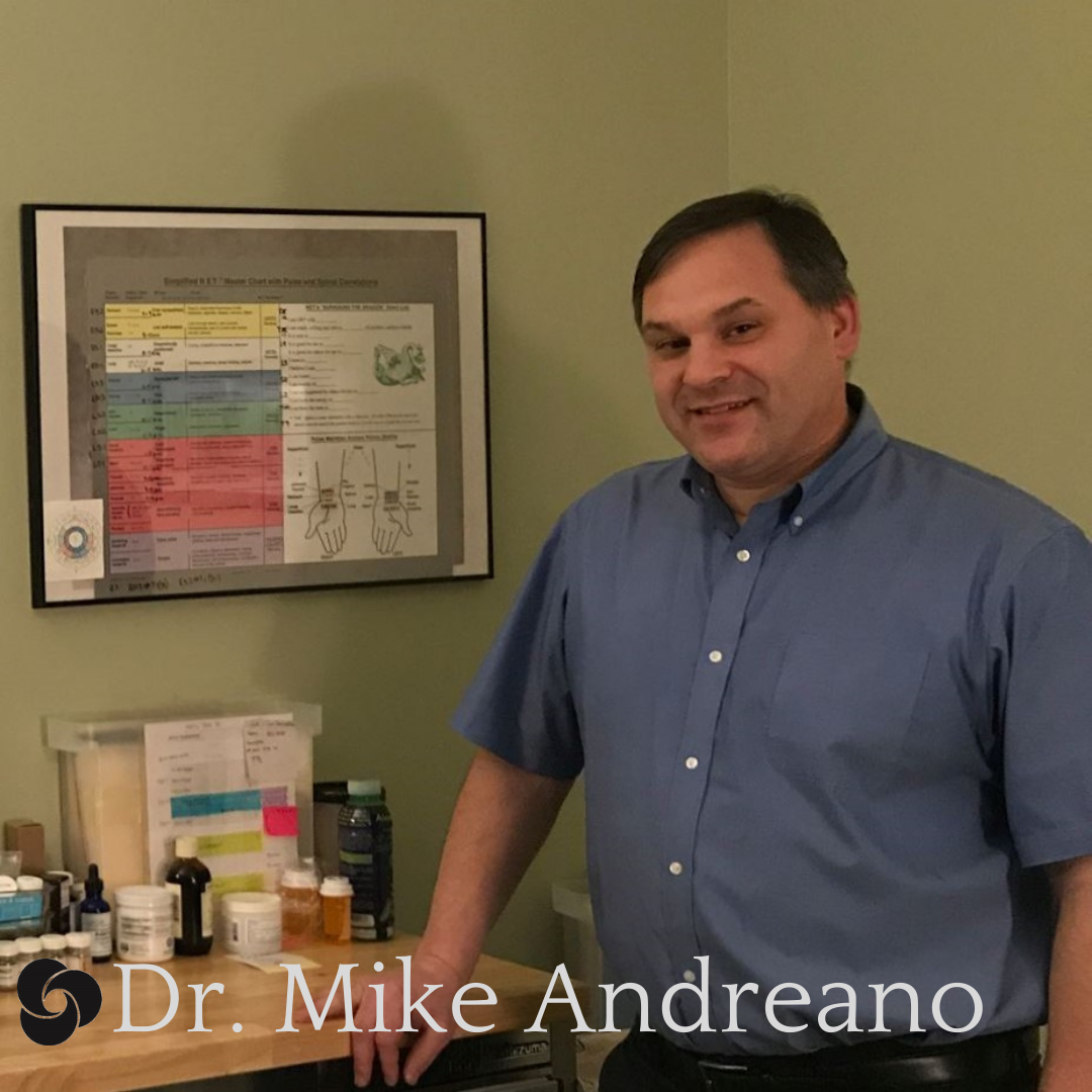link to Dr. Mike Andreano's bio