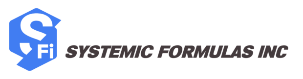 logo for nutritional company systemic formulas