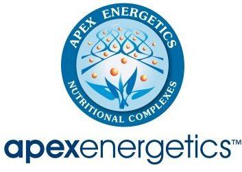 logo for nutritional company apex energetics