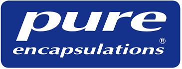 logo for nutritional company pure encapsulations