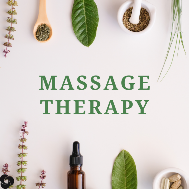 link to massage therapy information