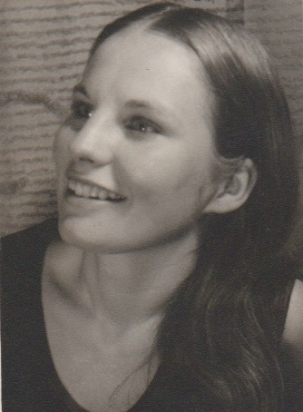 National Theatre School of Canada - Lella's 1969 audition photo