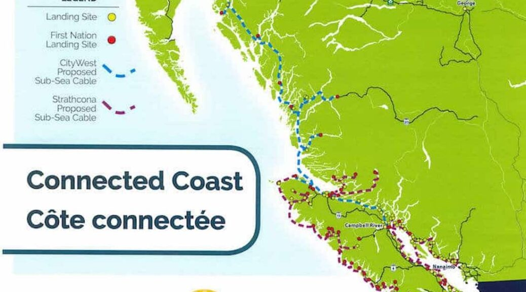 Connected Coast comes to Mansons Landing