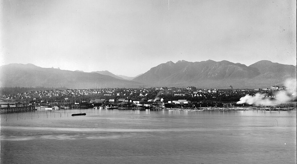 Vancouver in 1904