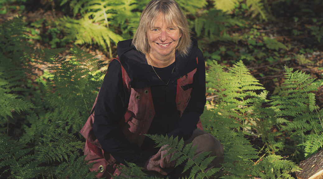 Suzanne Simard, bestselling author of Finding the Mother Tree, is one of more than 100 celebrities and luminaries joining a public campaign to save B.C.'s old-growth forests.