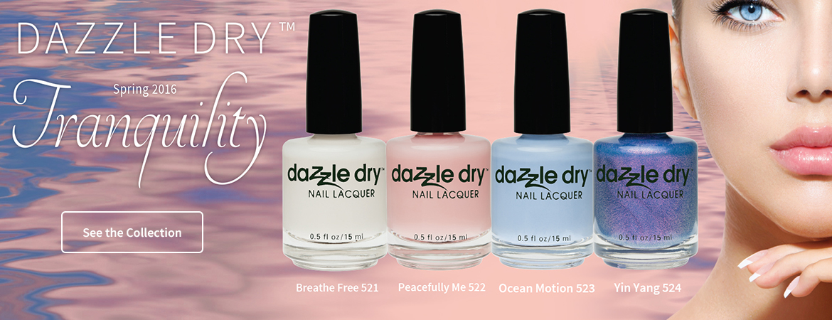 dazzle dry spring collection