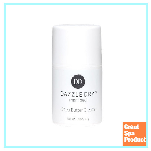Shea Butter Hand and Body Cream by Dazzle Dry