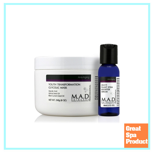 MAD glycolic mask