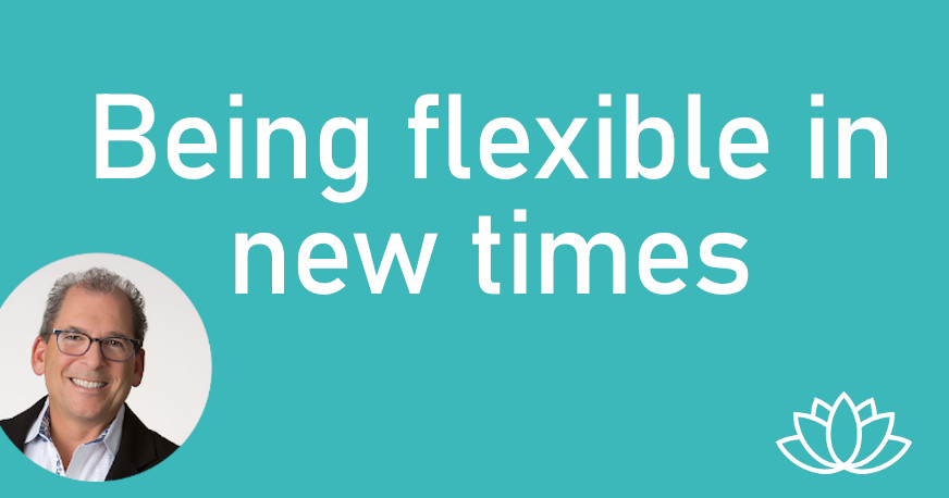 Being flexible in New Times