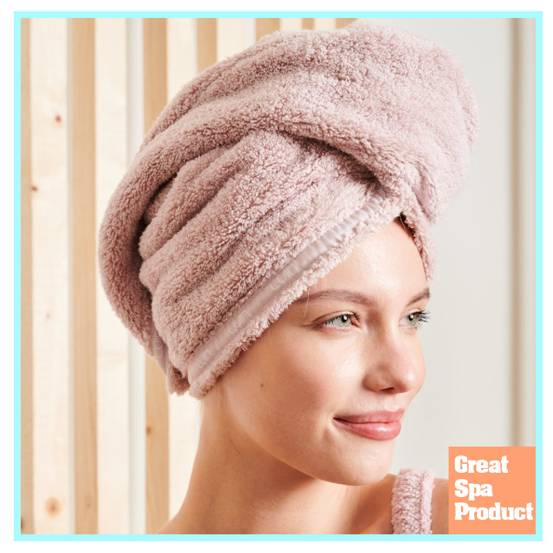 Hair Towel from Luin Living
