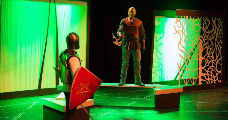 Sir Gawain and The Green Knight | Pearl Poet Productions, December 2nd, 2017