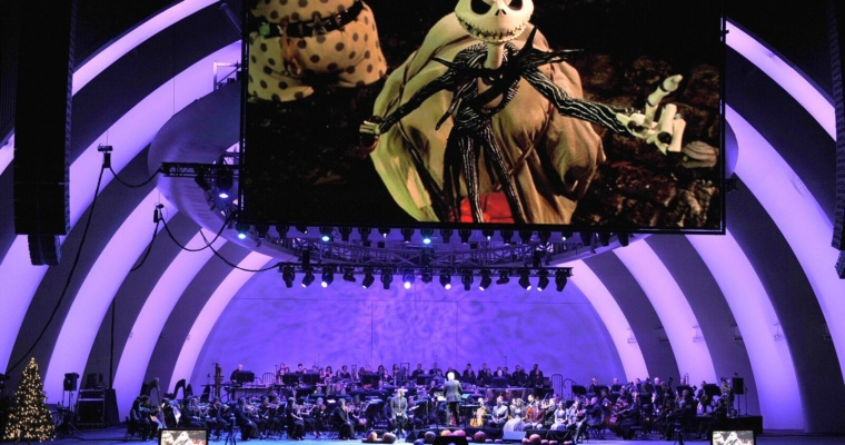 Disney In Concert: The Nightmare Before Christmas | Chicago Philharmonic, October 31st, 2018
