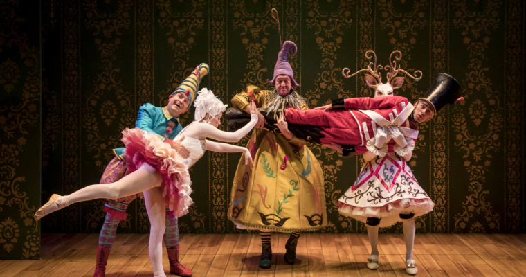 The Steadfast Tin Soldier | Lookingglass Theatre, November 20, 2018