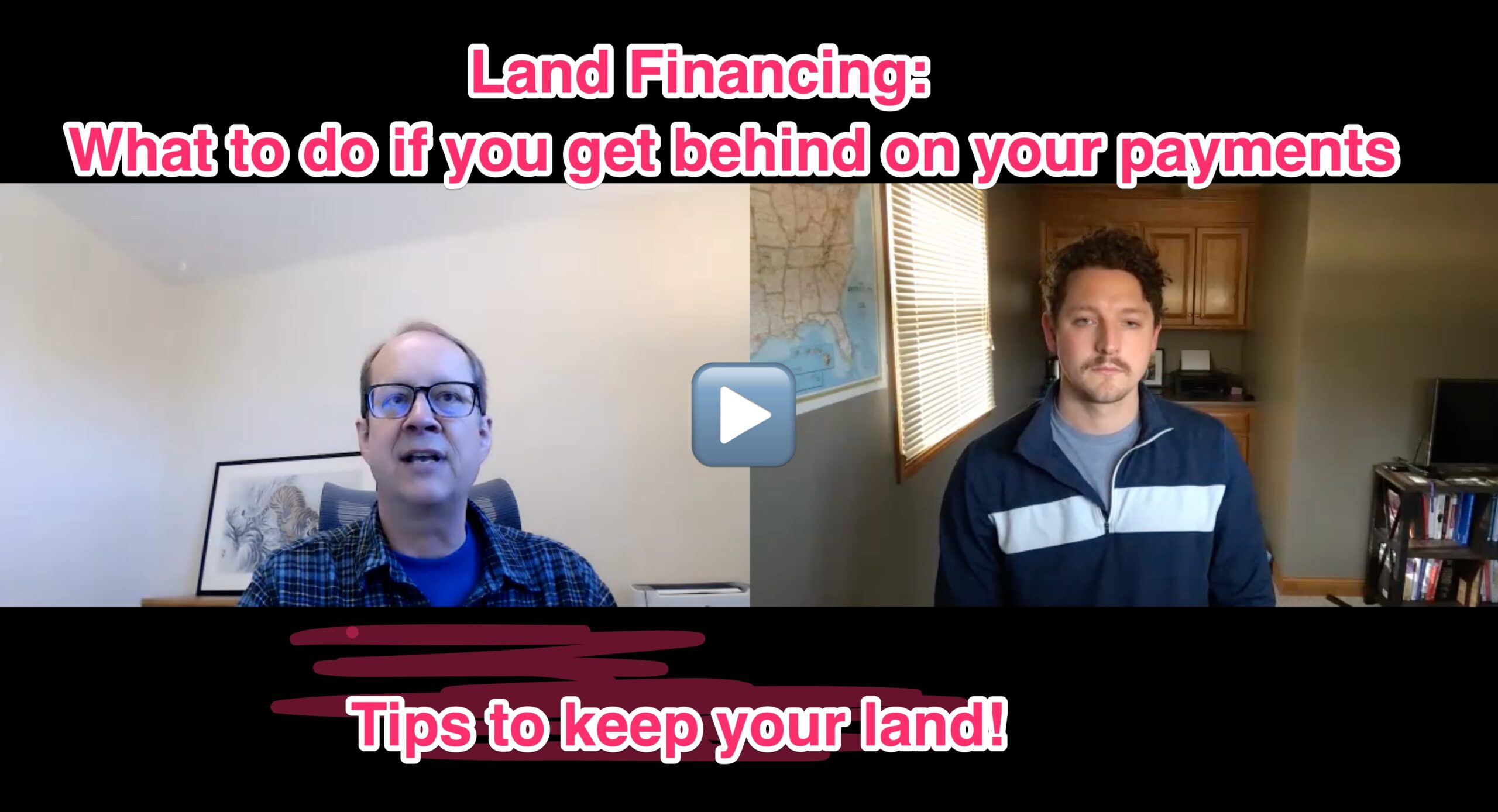 Land Financing Tips
