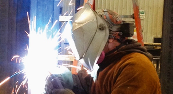 Bunch Projects - Welding Image Personal Protective Equipment
