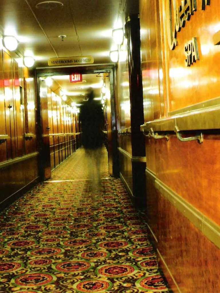 Ghosts and legends of the queen mary