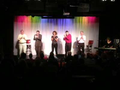A Night of Perpetual Comedy