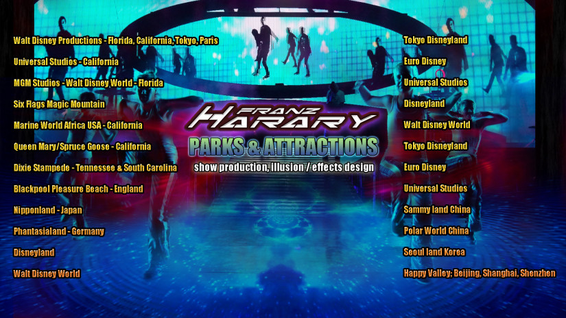 Franz Harary Theme Parks