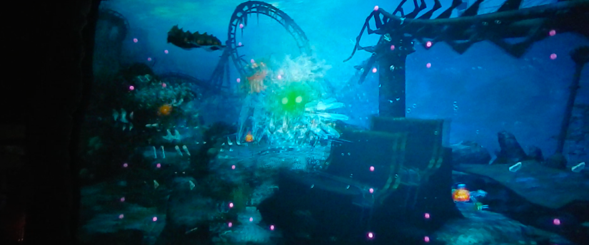 Voyage to the Iron Reef