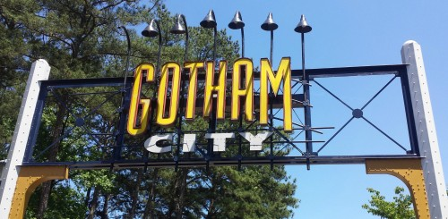gotham sign compressed