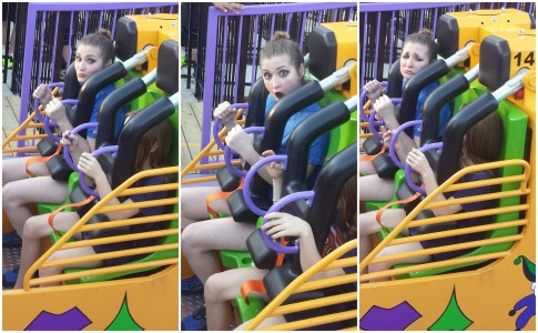 joker coaster Collage