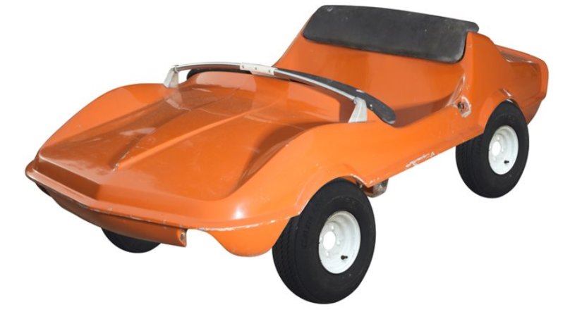 Autopia Vehicle Shell