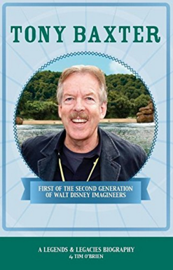 Tony Baxter Book