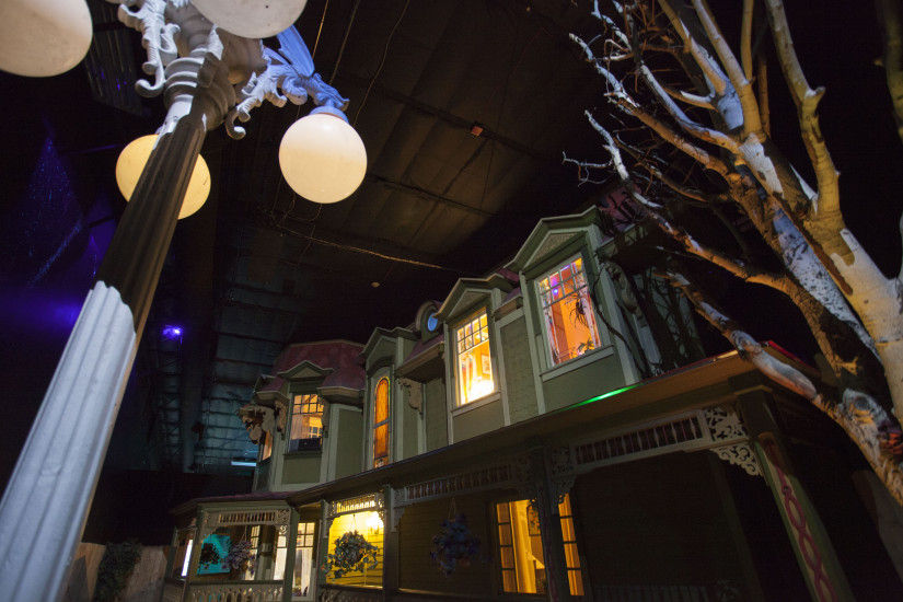 Meow Wolf House of Eternal Return