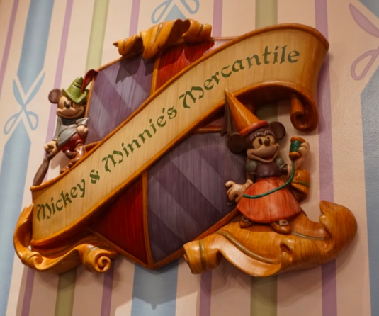 Mickey & Minnie's Mercantile