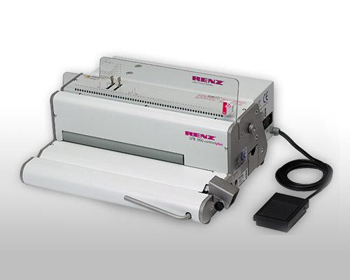 Renz SPB 360 comfortplus Coil Binding Machine