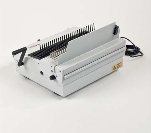 Combi Comfort Plastic Comb Binding Machine by Renz image 2