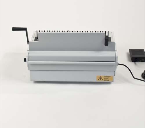 Combi Comfort Plastic Comb Binding Machine by Renz image 3